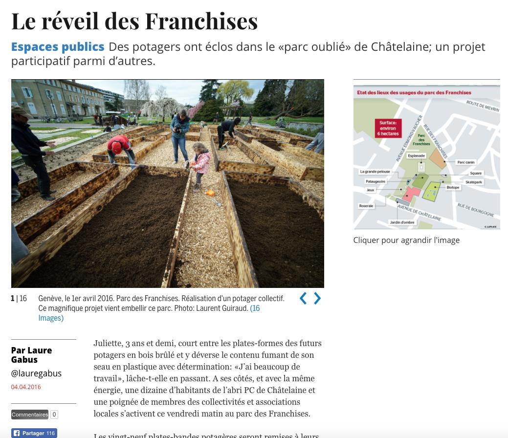 Le réveil des Franchises